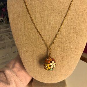 Jcrew pendant necklace